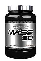 Гейнер Scitec Nutrition Mass 20 (1.75 кг)