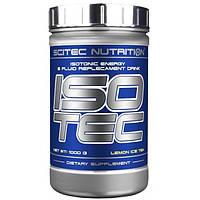 Изотоник Scitec Nutrition IsoTec (1 кг)