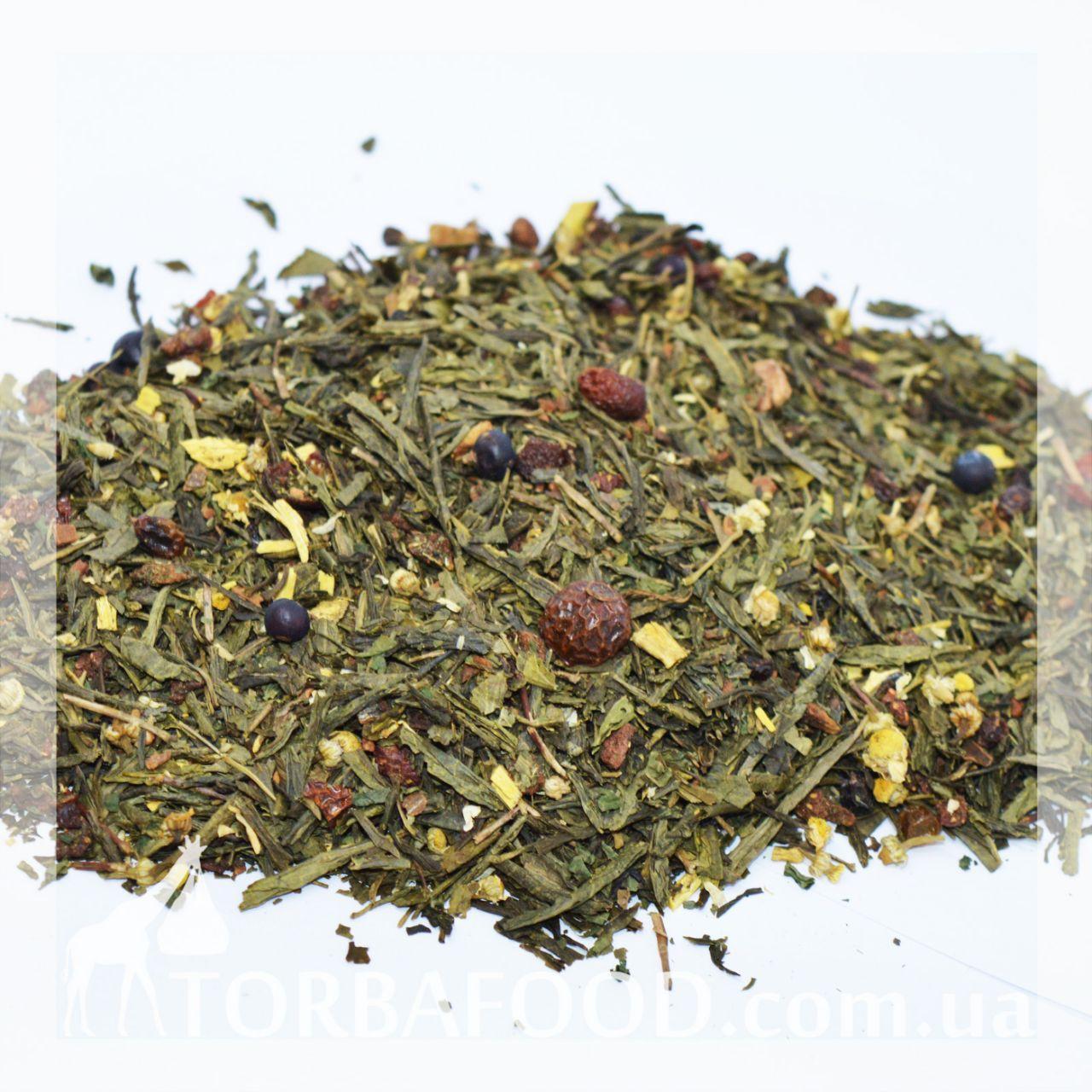 чай силуэт состав