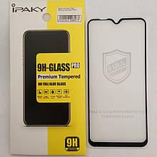 Защитное стекло Samsung J4 Plus / J6 Plus 2018 Black 4D Ipaky