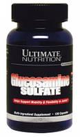 Препарат для восстановления суставов и связок Ultimate nutrition Glucosamine Sulfate 500 мг (120 капс)