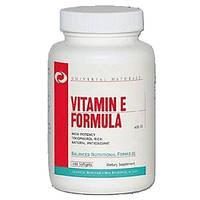 Комплекс витамина Е Universal Vitamin E 400 (100 капс)