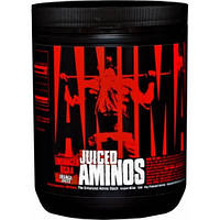 BCAA аминокислоты Universal Nutrition Animal Juiced Aminos (30 порций) (376 г)
