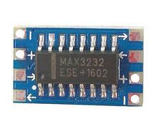 Мини конвертер адаптер RS232-TTL MAX3232 Arduino