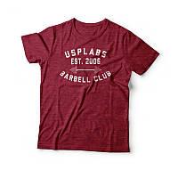 Футболка USPLabs Barbell Club T shirt NEW