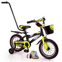 """Детский двухколесный велосипед колеса 12 дюймов """"HAMMER-12"""" S600"""