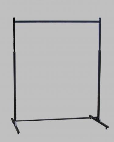 Вешалка Стойка для одежды напольная. 1м на 1.60.м.