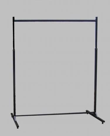 Вешалка Стойка для одежды напольная. 1м на 1.60.м. , фото 2