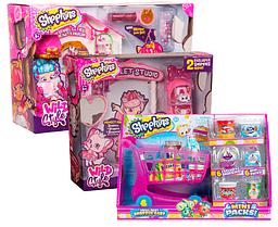 Игровые наборы с фигурками Shopkins