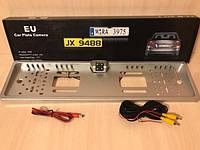 Держатель номеров UKC с LED подсветкой + встроеная камера заднего вида