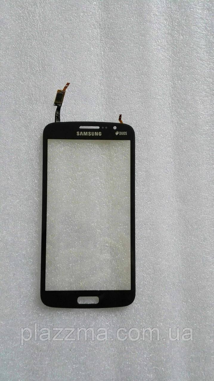 Сенсорное стекло (тачскрин) Samsung Galaxy Grand 2 SM-G710 черное