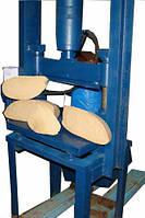 Гильотина для изготовления колотого кирпича, камня