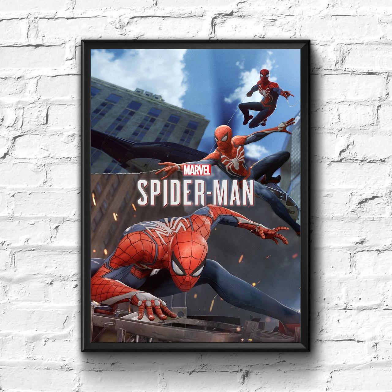 Постер с рамкой Spider-Man, Marvel #13