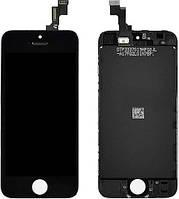 Дисплейный модуль (дисплей + сенсор) iPhone 5s черный