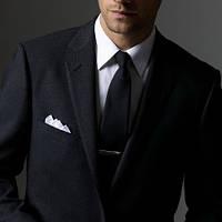 Как правильно выбрать и носить зажим для галстука?!