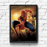 Постер с рамкой Spider-Man, Marvel #16