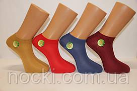 Мужские носки короткие с бамбука BYT (Ф15) 40-44 яркие ассорти