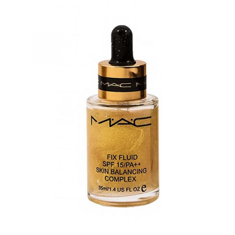 Масло-праймер под макияж MAC Serum Fix Fluid Psf15/pa++ (без упаковки)