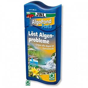 Препарат JBL AlgoPond Forte 250 ml - против всех видов водорослей в пруду., фото 2