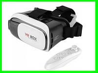 Шлем Очки Виртуальной Реальности VR BOX G2 (с пультом) (ВидеоОбзор)