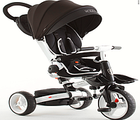 Дитячий велосипед-коляска 6 в 1 Crosser T-600 Rosa чорний