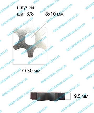 Звездочка электропилы Craft Универсальная , фото 2