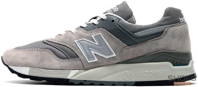 Мужские кроссовки New Balance M997.5GR, Нью беланс 997
