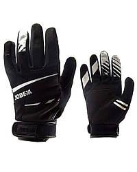 Перчатки для вейкбординга, парусного спорта и водных видов спорта  JOBE Suction Gloves Men