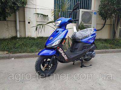 Скутер, мотоцикл Spark SP125S-14 (безкоштовна доставка)