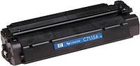 Картриджи HP C7115A, Hp15A  пустые для HP 1000, 1005
