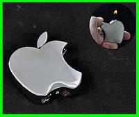 Зажигалка Apple Металлическая Газовая ( 77177 )
