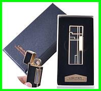 Электрическая USB Зажигалка - (гравировка ЛАК), фото 1