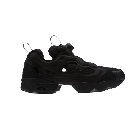 Женские Кроссовки Reebok Insta pump Fury OG Triple Black (реплика)