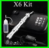 Электронная Сигарета X6 с Чехлом - Боксом