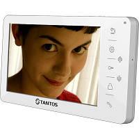 """Видеодомофон Tantos Amelie White, экран 7"""""""