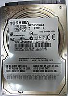 HDD 320GB 5400rpm 8MB SATA II 2.5 Toshiba MK3259GSX 405GC1QMTIJ7