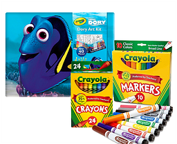 Наборы для детского творчества Crayola