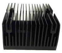Радиатор алюминиевый 45x23x16mm