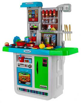Большая детская интерактивная кухня Little Chef ZDZ.WD-В23 98 см