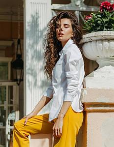 Рубашка Lilove 1-003 44-46 белый