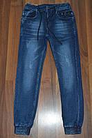 Подростковые джинсы Джоггеры для мальчиков 134-158р.