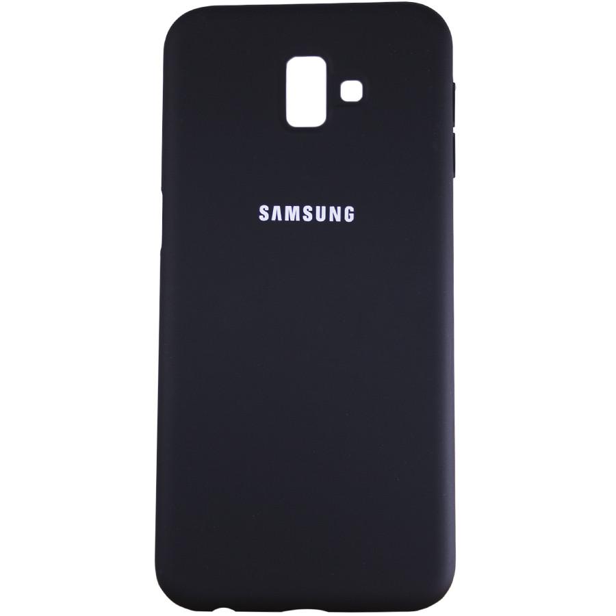 Накладка Samsung A10 (A105) Original Case Black
