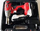 Акумуляторний Гайковерт Robur PI-Li050 2 акумулятора + Кейс, фото 4