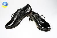 Женские туфли кожаные punto bela 221ч.кож коричневые   весенние , фото 1