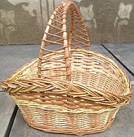 Корзина декоративная лакированая, фото 1