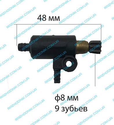 Маслонасос электропилы 3 тип  Универсальный , фото 2