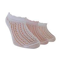 Носки для девочки короткие ажурные Katamino Турция ассорти K23003