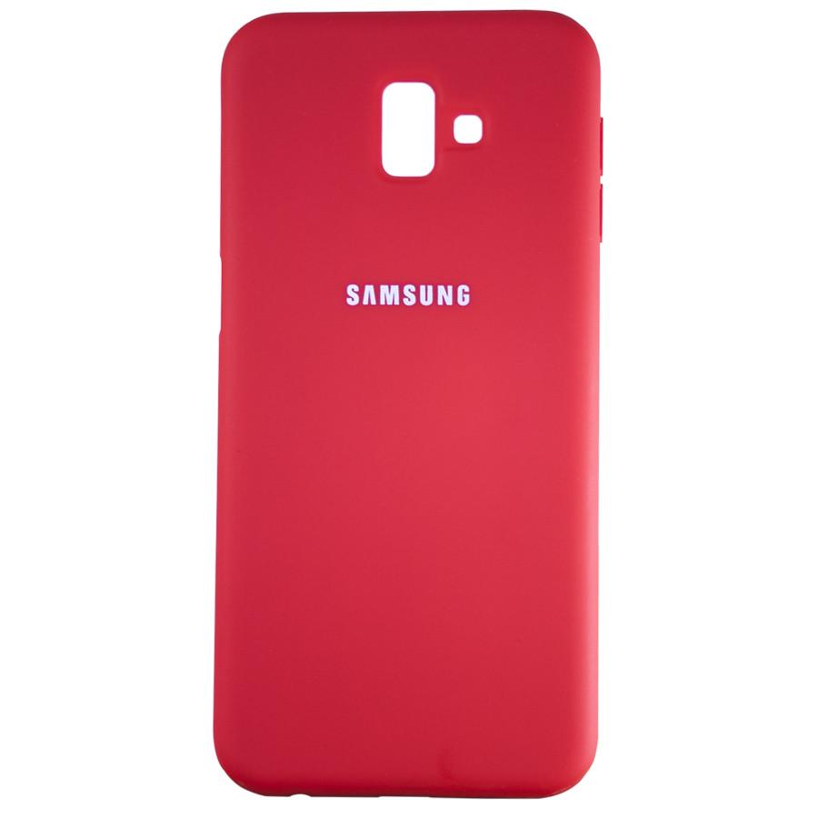 Накладка Samsung A10 (A105) Original Case Red
