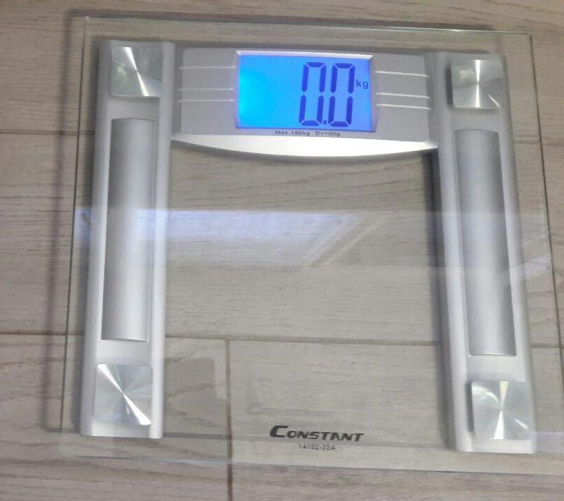 Весы напольные с подсветкой Constant 14192-22A
