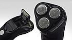 Электробритвас триммером ProGemei GM-7300, фото 5